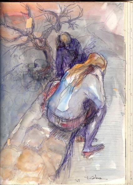 Artwork by Tandy Zorba